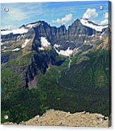 Ahern Goat Trail Acrylic Print