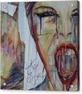 Ahhh Acrylic Print by Joseph Lawrence Vasile