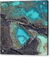 Ahihi Kinau Natural Preserve Acrylic Print