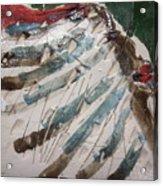 Ahoy - Tile Acrylic Print