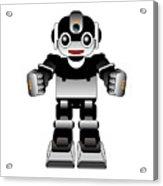 Ai Robot Acrylic Print