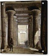 Aida Set, 1871 Acrylic Print