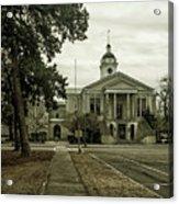 Aiken County Courthouse Acrylic Print