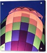 Air Balloon Acrylic Print