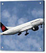Air Canada Boeing 777-233 Acrylic Print