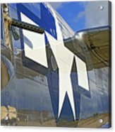 Air Force Acrylic Print