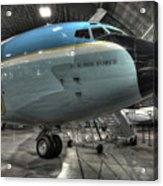 Air Force One - Boeing Vc-137c Sam 26000 Acrylic Print
