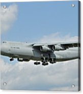 Air Force Plane Acrylic Print