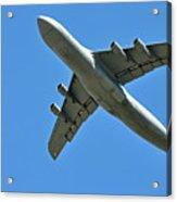 Air Force Plane Acrylic Print