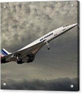 Air France Concorde 116 Acrylic Print