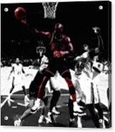 Air Jordan Easy II Acrylic Print