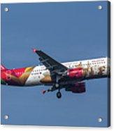 Air Malta Airbus A320-214 Acrylic Print