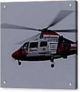 Air Rescue Acrylic Print