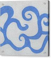 Air Speaks Acrylic Print