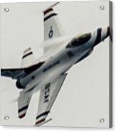 Air Speed Acrylic Print