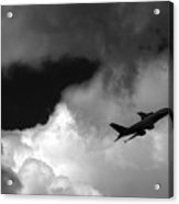 Airbus A-380 Acrylic Print