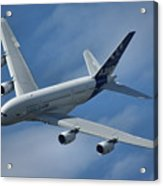 Airbus A380 Acrylic Print