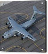 Airbus A400m Acrylic Print