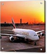 Airplane Acrylic Print