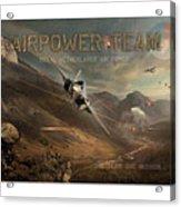 Airpower Team Acrylic Print