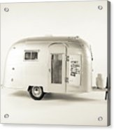 Airstream Bambi Camper Acrylic Print