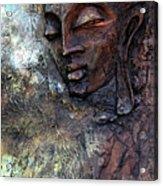 Ajanta Buddha 2 Acrylic Print