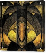 Akkorokamui Acrylic Print