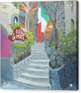 Al Bergo Degli Amici Acrylic Print
