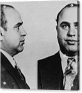 Al Capone 1899-1847, Prohibition Era Acrylic Print