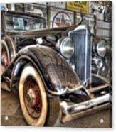 Al Capone's Packard Acrylic Print