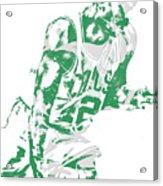 Al Horford Boston Celtics Pixel Art 5 Acrylic Print
