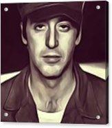 Al Pacino, Actor Acrylic Print