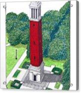 Alabama Acrylic Print by Frederic Kohli