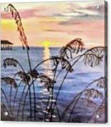 Alabama Sunset Acrylic Print