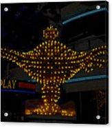 Aladdin Las Vegas Acrylic Print