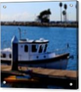 Alamitos Bay Long Beach Acrylic Print