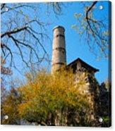 Alamo Portland Cement Factory II Acrylic Print