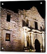 Alamo Remembrance Acrylic Print