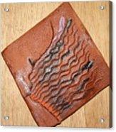 Alarm - Tile Acrylic Print