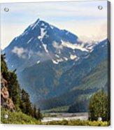 Alaska A Acrylic Print