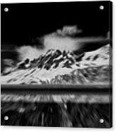 Alaska Cruise Acrylic Print