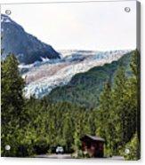 Alaska Glacier B Acrylic Print