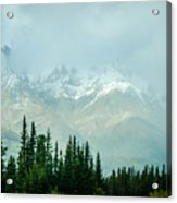 Alaska Range 2 Acrylic Print