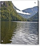 Alaskan Lake Acrylic Print