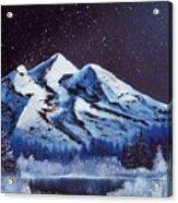 Alaskan Night Acrylic Print