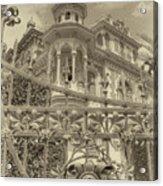 Albert Chamas Villa Acrylic Print
