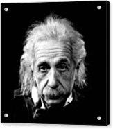 Albert Einstein Circa 1952 Acrylic Print