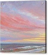 Alberta's Sunset Acrylic Print