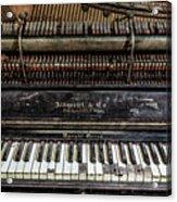 Albrecht Company Piano Acrylic Print