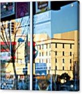 Albuquerque Reflections Acrylic Print